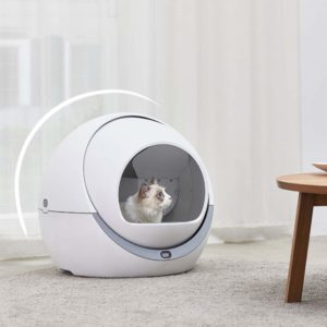 drittbeste automatische Katzenklo