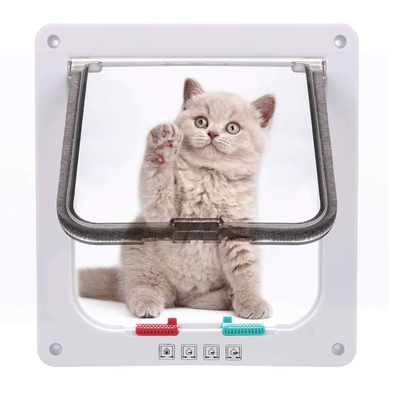 normale Katzenklappe