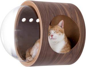 Spaceship Wandliege für Katzen