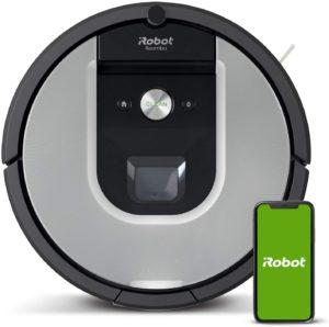 bester Saugroboter von Roomba