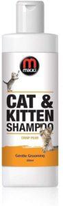 beste Katzenshampoo für Katzen und Kitten