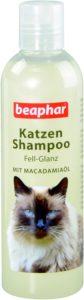 beste Katzenshampoo für glanvolles Fell